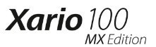 Xario 100 MX Edition