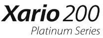 Xario 200 Platinum Series
