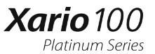 Xario 100 Platinum Series