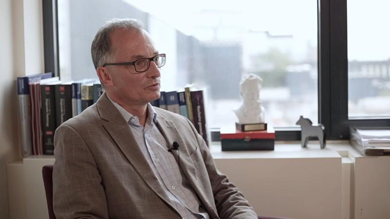 دکتر متیاس پروکوپ، پزشک عمومی و دکترای تخصصی دانشگاه رادبود هلند