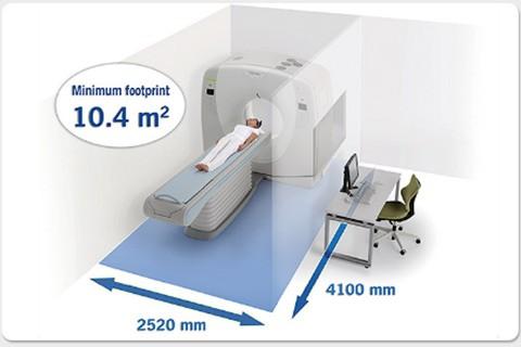 فضای کوچک با زیربنای 10,4m^2