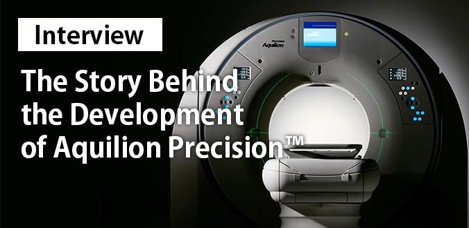 پیشینه پژوهشی در مورد Aquilion Precision به سال 2001 برمیگردد