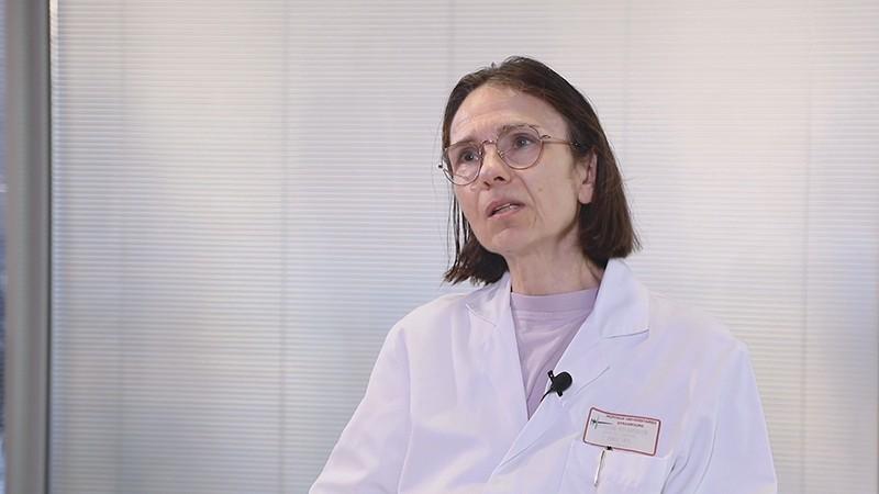 دکتر کاترین روی، پزشک عمومی و کارشناس ارشد دانشگاه استراسبورگ فرانسه