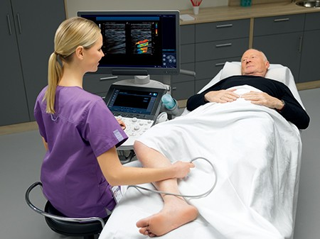 عمق نفوذ فوقالعاده و کیفیت سیگنال بهینه برای تصویربرداری قلب و عروق